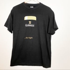 Guinness By Night Graphic Tee T-Shirt